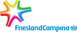 Link to website Friesland Campina